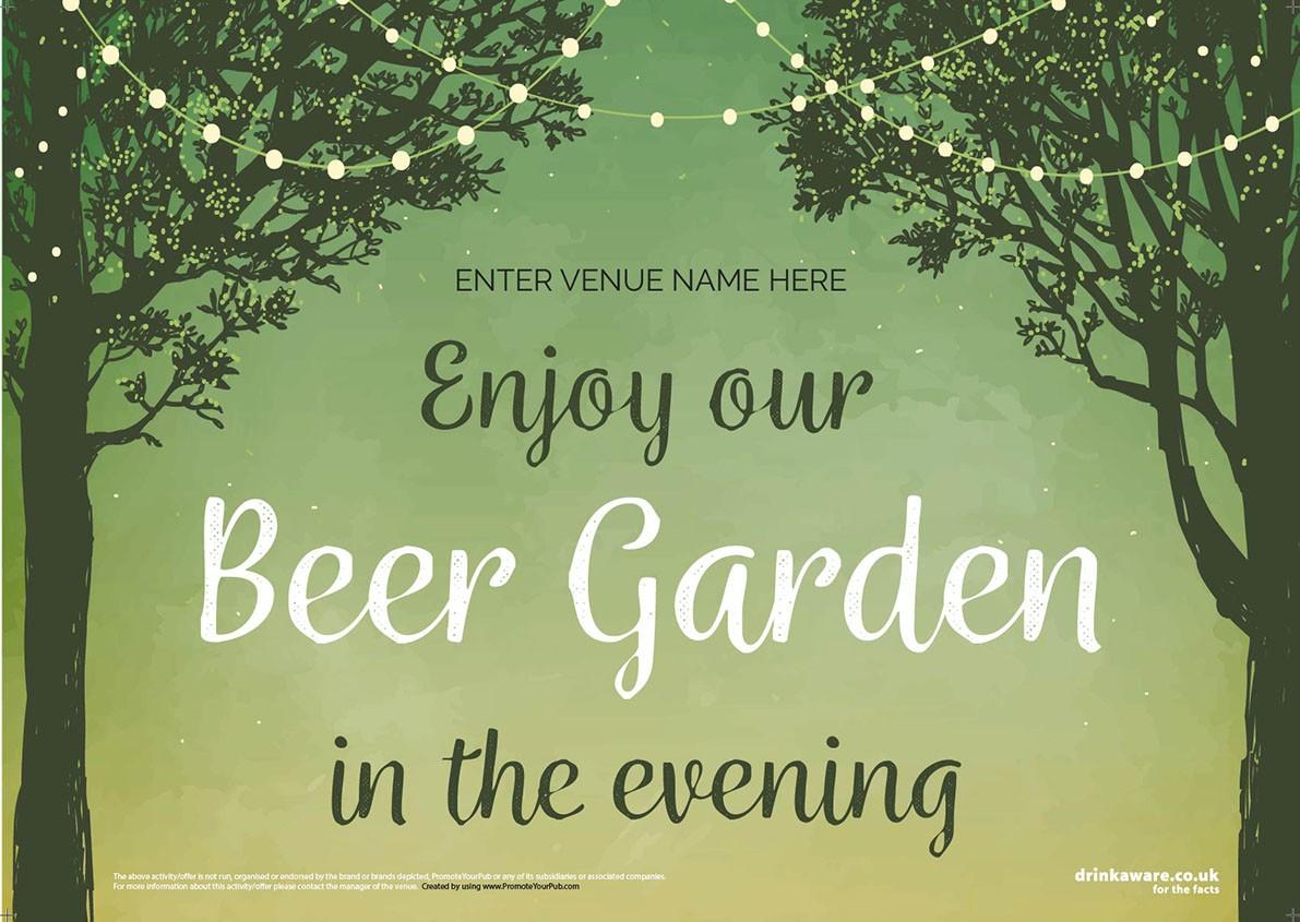 Beer Garden style 67