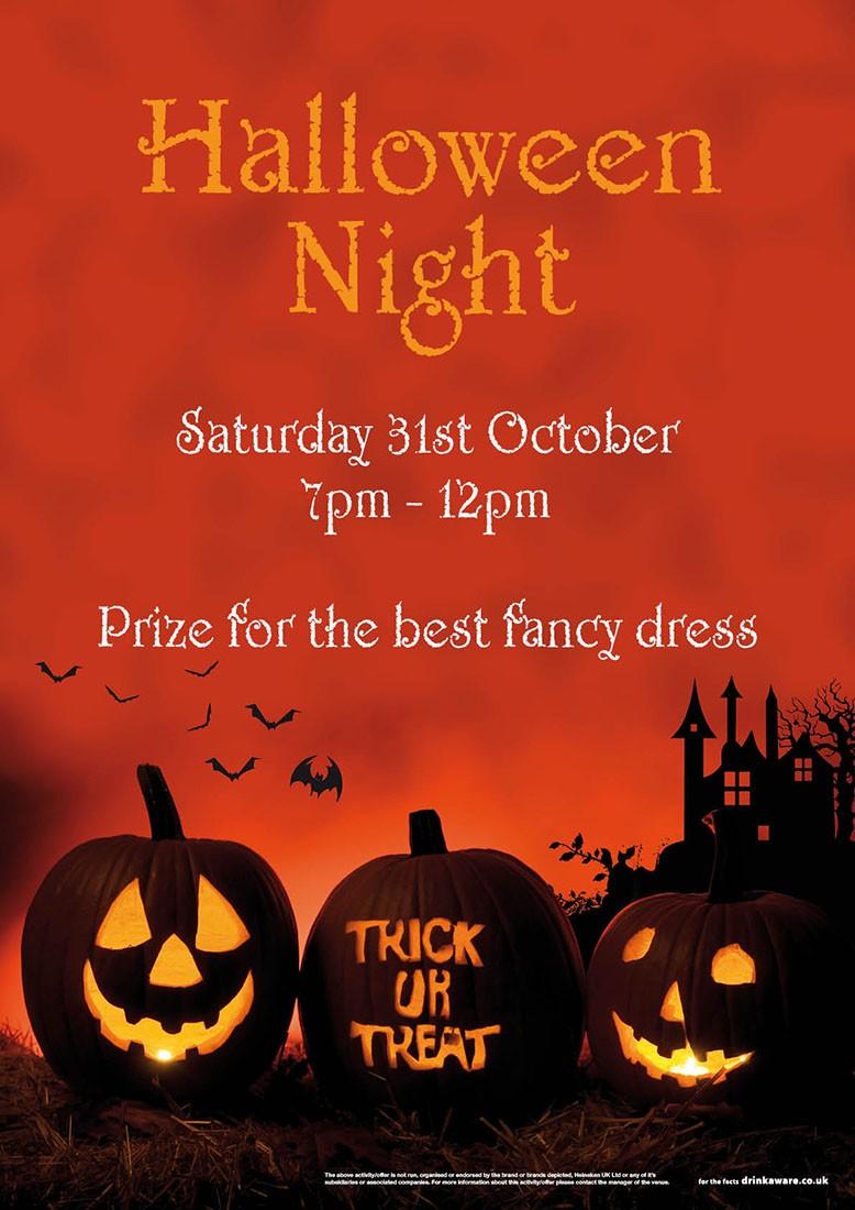 Halloween Flyer (A5)