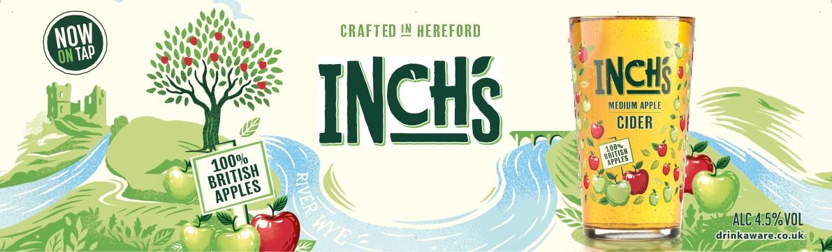 Inch's Cider Generic v1 Banner
