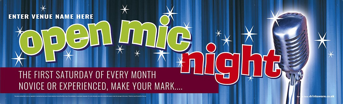 Open Mic Night Banner (sml)