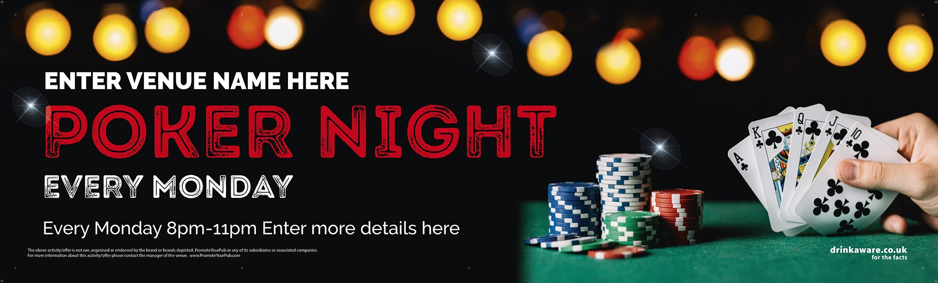 Poker Night Banner (photo) (Lrg)