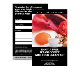 Breakfast Offer Voucher