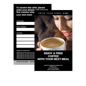 Free Coffee Voucher