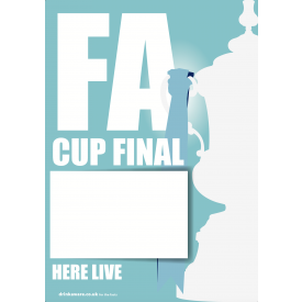 FA Cup Final Empty Belly Poster v2