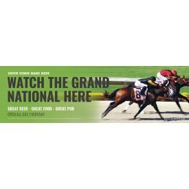 Grand National Banner (Lrg)