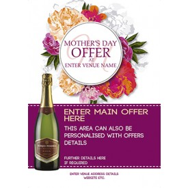Mothers Day design1 CAVA Flyer (A5)