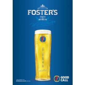 Foster's Generic Poster