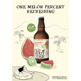 Old Mout Watermelon & Lime Cider Generic Poster
