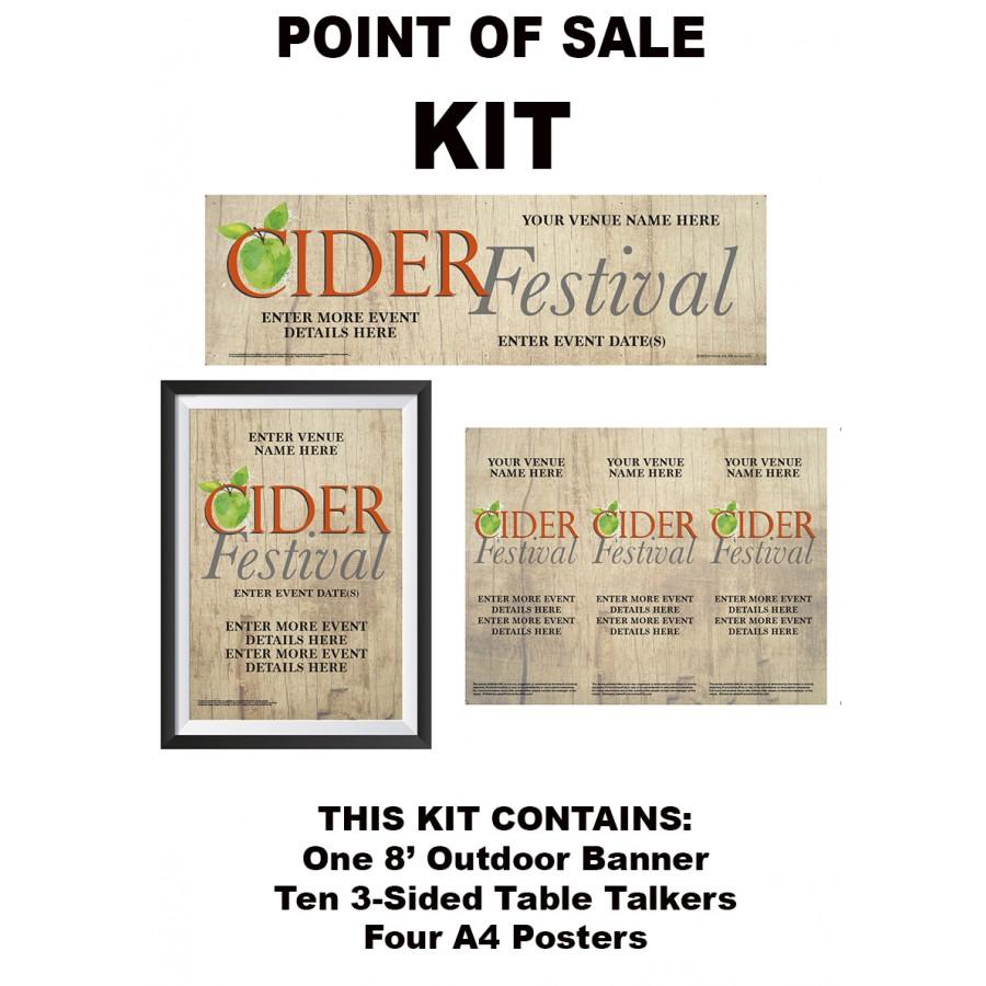 Cider Festival KIT