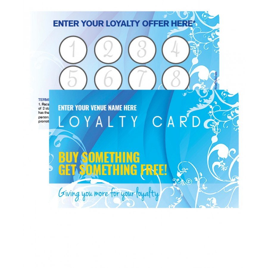 Fresh Style Loyalty Card