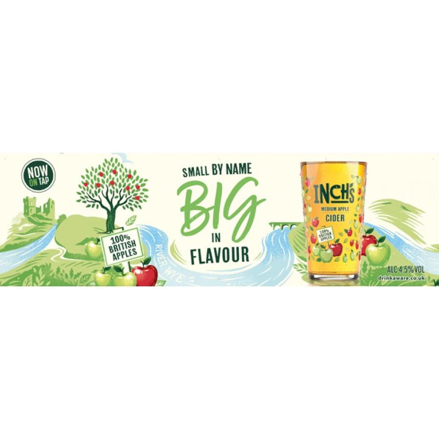 Inch's Cider Generic v2 Banner