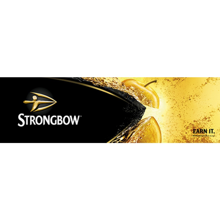 Strongbow Generic Banner